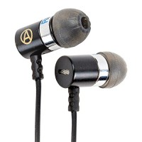 Earbuds In-Ear Headphones / Earphones : Noise Isolating with Powerful Massive Bass Driver, the Absolute Best Quality IEM, Ultra Clear Highs and Mid...