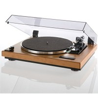 Thorens TD 240-2 Fully-Automatic Turntable - 33, 45, 78rpm AT95E (Light Walnut)