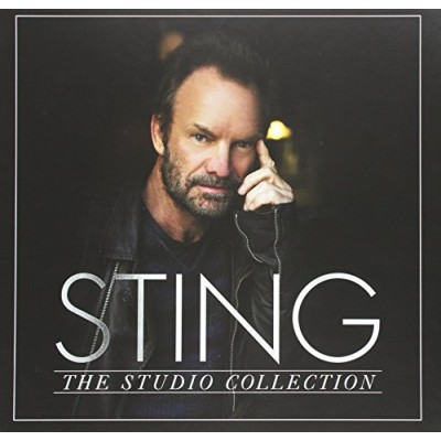 Sting: The Studio Collection [11 LP Box Set]